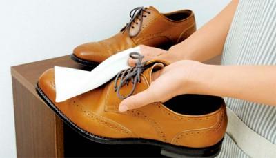 Салфетка для обуви